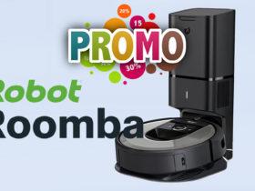 Le robot aspirateur iRobot Roomba i7+ en promo sur Amazon