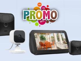 Les caméras Blink compatibles Alexa en promotion sur Amazon