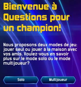 Questions pour un champion sur Android