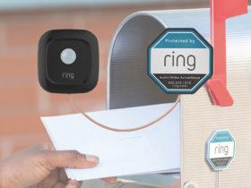Ring présente un détecteur d'ouverture pour les boites aux lettres connectées
