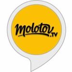 Skill Molotov.tv sur Alexa