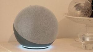 Une skill pour transformer l'anneau lumineux d'Amazon Echo en veilleuse