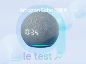 Notre avis sur le nouvel Echo Dot 4, l'enceinte Alexa de quatrième génération