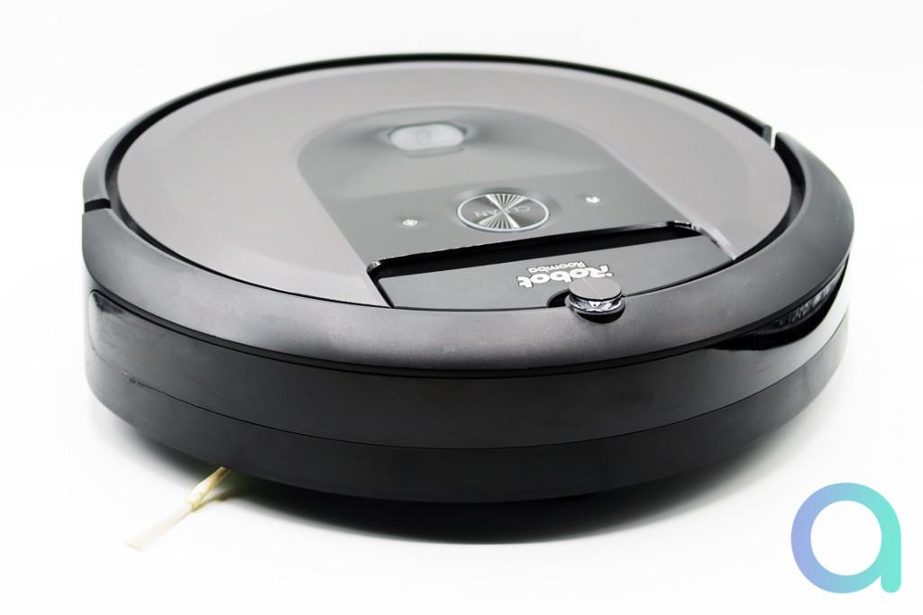 Avis et test du iRobot Roomba i7+ avec Amazon Alexa