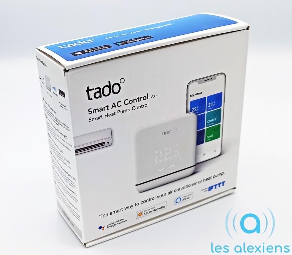 Test complet du Tado° Smart AC Control V3+ : un thermostat pour climatisation et pompe à chaleur