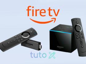 Comment utiliser disque dur ou clé USB sur Fire TV Stick / Cube