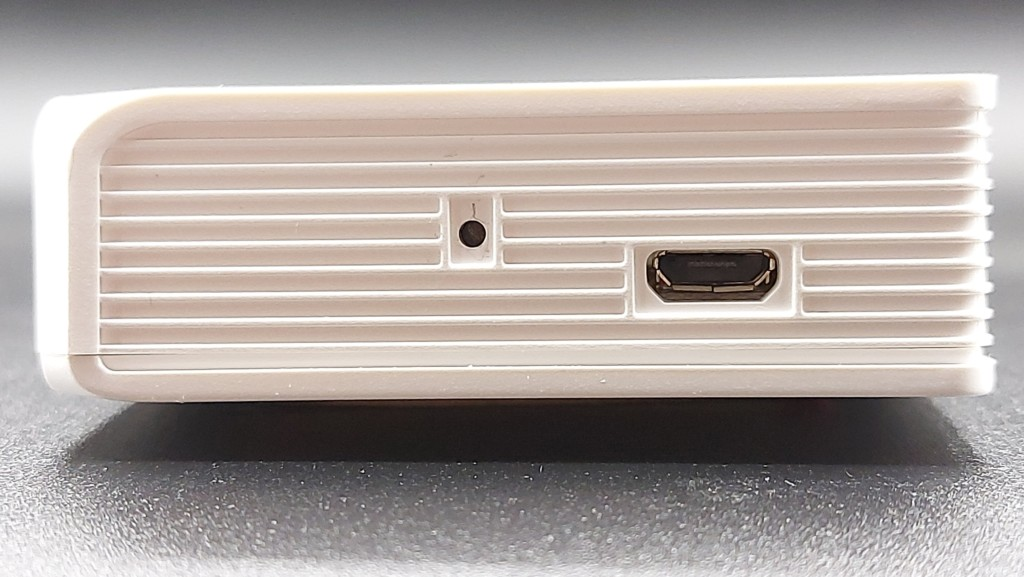 Un port micro-USB