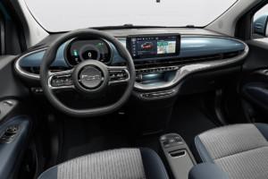 Fiat 500 avec Alexa intégrée