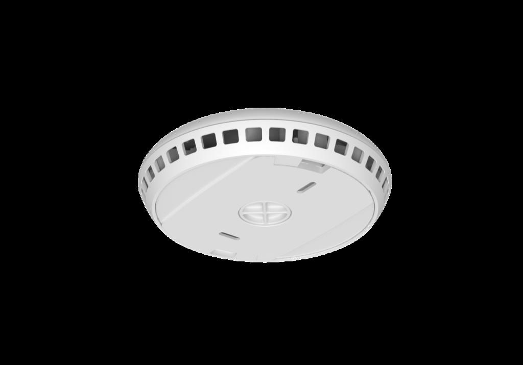 Le détecteur de fumée Konyks - Vue de dessous