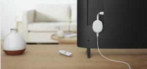 Google annonce Apple TV sur son nouveau Chromecast !