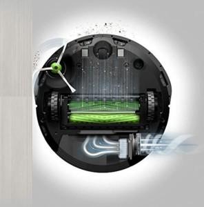 Notre avis sur l'aspiration du Roomba i7