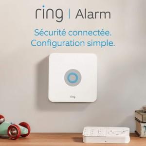 Avis sur la Ring Alarm compatible Alexa et Amazon Echo
