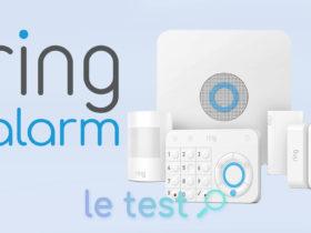 Notre avis sur l'alarme connectée compatible Alexa et Echo de Ring