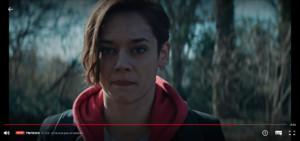 Exemple de lecture en direct Netflix : la série Marianne