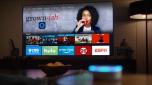Affichage des réponses Amazon Alexa sur Fire TV