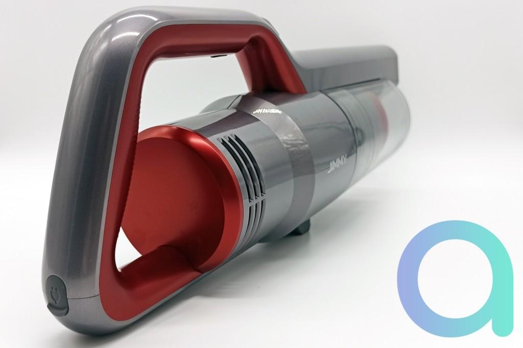 Un aspirateur compact