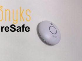 Sortie du détecteur de fumée connecté Konyks FireSafe