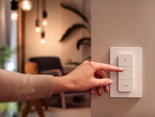 Un nouveau dimmer switch chez Philips Hue en 2021