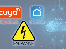 Tuya confirme une panne géante sur ses serveurs IoT Smart Life !