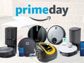 Notre sélection des meilleurs robots aspirateurs, laveur ou tendeuse pour Prime Day