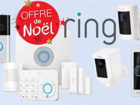 Promo sur les caméras, alarme et sonnettes vidéos Ring d'Amazon