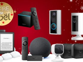 Idées cadeaux pour Noël avec la domotique en promo sur Amazon
