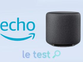 Notre avis sur Echo Sub, le caisson de basses pour les enceintes Alexa