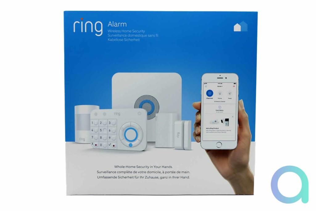 Test et avis de la Ring Alarm, un système de sécurité compatible Alexa Echo