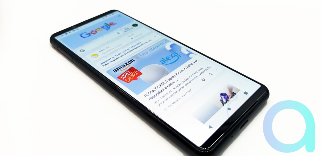 Notre avis sur le smartphone Sony Xperia 5 II avec Android 10