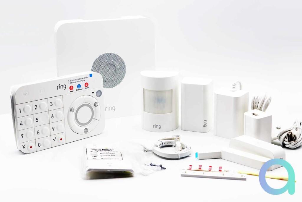 Test de la Ring Alarm 5 pièces avec Amazon Alexa