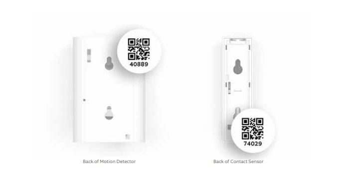 Ring Alarm : installation des capteurs