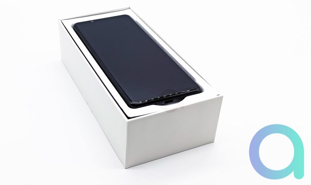 Unboxing Sony Xperia 5 II : découverte du smartphone haut de gamme