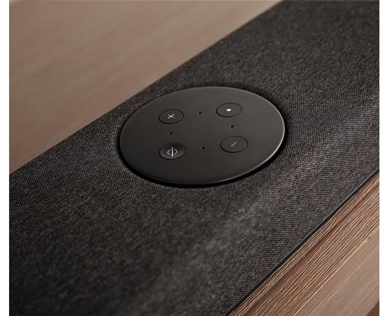 Intégration Amazon Echo dans la Polk Audio React