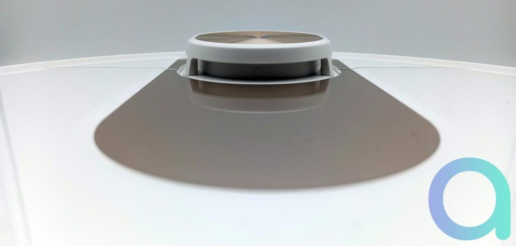 Le télémètre laser LDS du robot aspirateur Xiaomi VIOMI SE