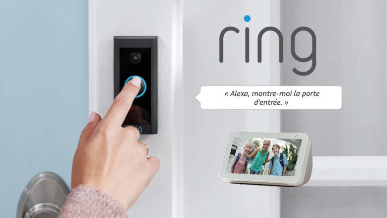Ring annonce une nouvelle sonnette connectée pour mai 2021
