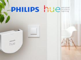 Philips annonce un micro module Philips Hue pour les interrupteurs
