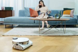 Samsung JeBot 90 AI : un robot aspirateur prometteur !