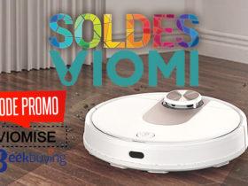 Geekbuying propose le robot Viomi SE à 256€ seulement