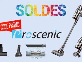 Code promo exclusif sur l'aspirateur balai Proscenic P21