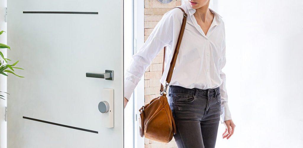 Nouvelle serrure connectée Somfy Door Keeper