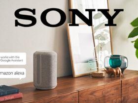 Sony sort deux nouvelles enceintes compatibles Alexa Echo et Google Home