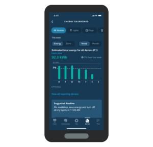 Alexa Energy Dashbord : un tableau de bord pour suivre sa consommation électrique