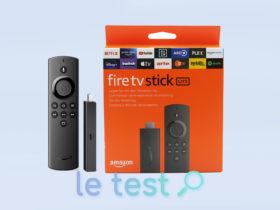 Notre avis sur le Fire TV Stick Lite d'Amazon