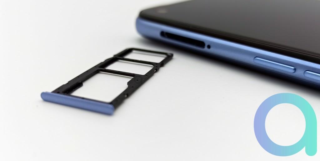 Realme 7 smartphone double nano SIM et carte micro SD