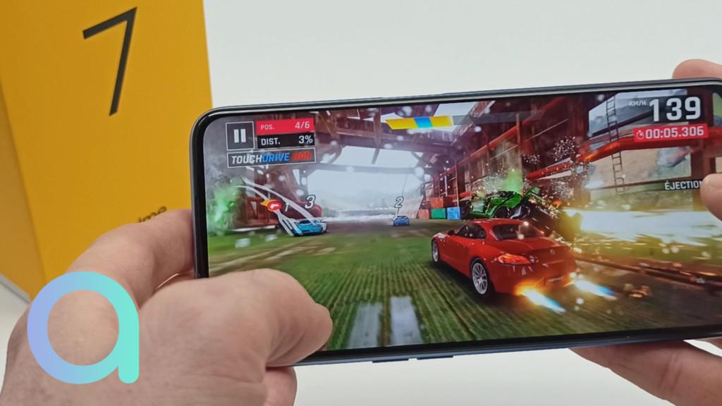Realme 7 : un smartphone pour gamers