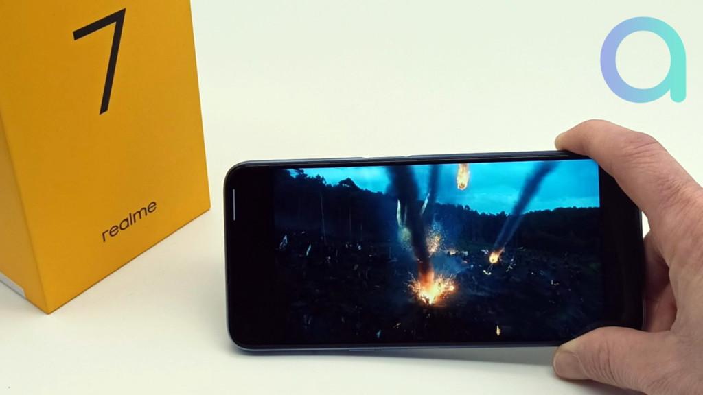 Notre avis sur le smartphone Réalme 7 écran LCD