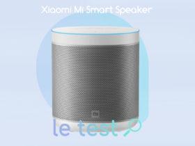Notre avis sur l'enceinte Google Home de Xiaomi