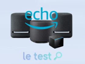 Notre avis en vidéo sur YouTube sur Amazon Echo Sub