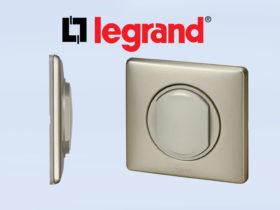 Legrand dévoile un interrupteur ZigBee sans fil et sans pile dans sa gamme Celina with Netatmo