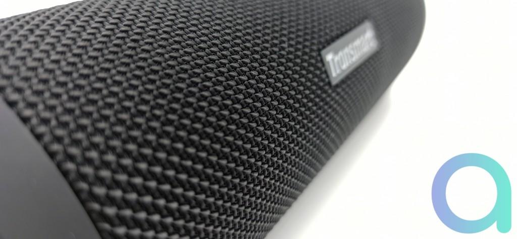 Tissus maillé de l'enceinte connectée Bluetooth Tronsmart Force 2